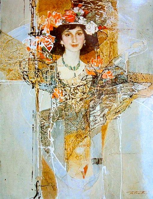 Portrait of Sveta Bezuglaya
